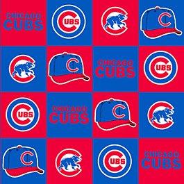 MLB Chicago Cubs 72x60