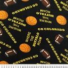 Go Colorado Ultra Sport 72x60