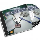 BUSINESS LETTERS CD-ROM