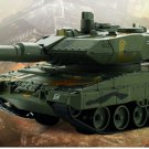1:40 German Leopard 2A6 Tank model  Alloy simulation with light, sound and recoil propeller alloy