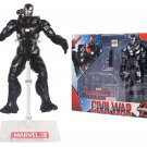 Marvel's The Avengers War Machine Model Toys Joint mobility