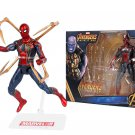 Marvel's The Avengers Spider-Man Spider Man Model Toys Joint mobility With bracket