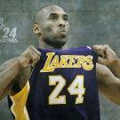 NBA basketball star Kobe Bryant  poster painting , 16*24 inches, Self adhesive waterproof - No.B21