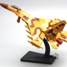 Sukhoi Su-35 fighter jet model with light, sound and recoil propeller alloy