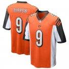 NFL Cincinnati Bengals Jersey T shirt  Short Sleeve t-shirt Cosplay shirt - No-3