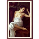 body art sexy beauty young girl poster oil painting , 16*24 inches, Self adhesive waterproof -No.D11