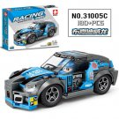 162+pcs Assembled racing car Compatibie Lego Toy Kit Educational Children Gifts-No.9