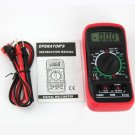 Portable Digital LCD Multimeter Amp Volt Ohm Current Tester Voltage Universal electric meter-No.b