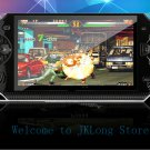Latest 5.1 inch game console game machine with 2xjoystick 8G 1000 game with TV output mp4-No.A-black