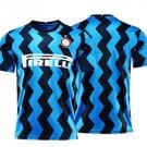 """   F.C. Internazionale Milano 2021 football suit Shirt Short T-shirt Cosplay shirt """