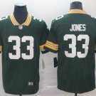 NFL Green Bay Packers Olive jersey Legend II T shirt Cosplay t-shirt -Color:green No.33