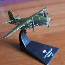 1:144 1943 martin B-26B Marauder alloy model