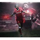 The Premier League Liverpool FC Football Club star poster painting , 12*20 inches, waterproof -No.19