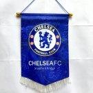 Chelsea Football Club FC Cape flag, Pentagonal flag 10x14 inch