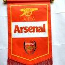 Arsenal FC Cape flag, Pentagonal flag 10x14 inch