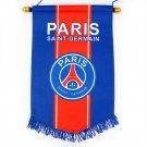 Paris Saint-Germain Football Club PSG Cape flag, Pentagonal flag 10x14 inch