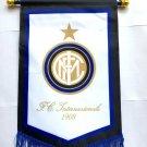 Football Club Internazionale Milano INT Cape flag, Pentagonal flag 10x14 inch