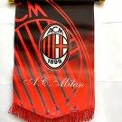 Associazione Calcio Milan ACM Cape flag, Pentagonal flag 10x14 inch