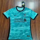 The Premier League Liverpool F.C.Jersey T shirt Sleeve Cosplay new shirt -color:blue