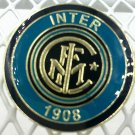 Football Club Internazionale Milano INT team metal brooch badge football birthday gift