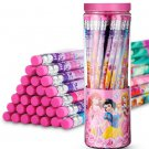 30 Pcs HB pencils Disney children's stationery barreled with rubber tip - No.4