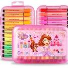 Disney children's painting pen color pen 24 color box seal watercolor pen (buy 2 get 3)-No.2