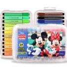 Disney children's painting pen color pen 24 color box seal watercolor pen (buy 2 get 3) -No.3