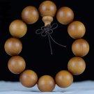 handmade Barbie sandalwood Buddha beads Hand string beads Wooden ornaments Buddhist Bracelet