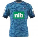 Super Rugby Blues jersey T shirt Cosplay t-shirt