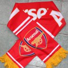 on site competition Premier League Arsenal Football Club Bib scarf cheer Waving towel -color:red