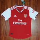 The Premier League Arsenal Football Club Jersey T shirt Sleeve Cosplay shirt - color:red