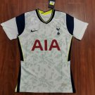 The Premier League Tottenham Hotspur Football Club FC Jersey T shirt Sleeve Cosplay shirt -grey