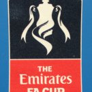 The Football Association Challenge Cup FA Cup special armband