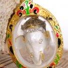 Thailand Buddha Ganesha elephant god Model Ornaments -No.2
