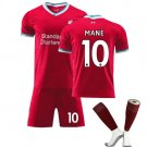 The Premier League Liverpool F.C.Jersey Cosplay suit T shirt Shorts sleeve Socks No.10