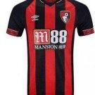 EFL Championship A.F.C. Bournemouth Jersey Cosplay T shirt -No.2