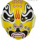 Flocking Mask Sichuan Opera in China Face changing show prop Arts and Crafts Peking Opera mask-No.10