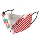 Premier League Liverpool FC Sunscreen Thin money ventilation Washable printing Iced silk Mask
