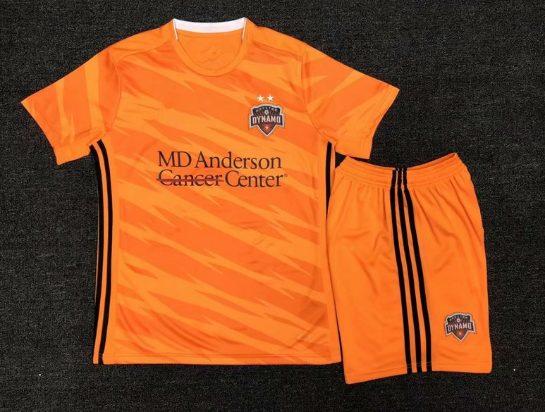 MLS Major League Soccer Houston Dynamo football club FC Cosplay Sports Wear T shirt jersey -No.b