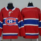 NHL National Hockey League Montreal Canadiens de Sports Cosplay Wear T shirt jersey -No.A