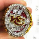 NFL 2019 Kansas City Chiefs championship ring Fans collect commemorative ring