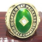 NFL 1961 Green Bay Packers championship ring Fans collect commemorative ring