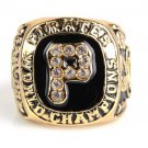 MLB 1979 Philadelphia Phillies championship ring Fans collect commemorative ring