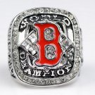 NFL 2004 Boston Red Sox BO SBRS championship ring Fans collect commemorative ring -No.2