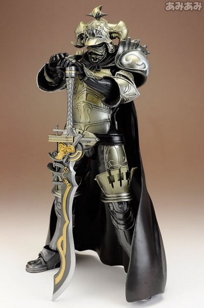 FINAL FANTASY XII / 12 FF12 Gabranth cosplay model kit Toys action figure