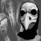 Halloween Easter Skeleton plague doctor 3D Wearable Simulation face mask cosplay head cover headgear