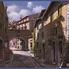 Small town with amorous feelings series 1000 pieces of high quality wood puzzle  -A11
