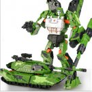 Weijiang Transformers model alloy toys Gift ornaments Action Figure - Warpath