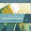 Essentials of Corporate Finance 10th Edition Stephen Ross pdf version