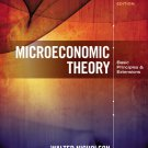 Microeconomic Theory Basic Principles and Extensions 12th pdf version